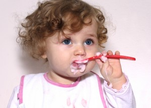 Weaning, baby, toddler health