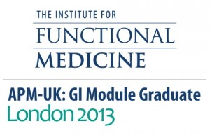Institute Functional Medicine Advanced Practice Moduce Gastrointestinal